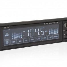 Player auto M•N•C Phantom Touch cu USB/SD/MMC/MP3/AUX/Radio - CD Player MP3 auto