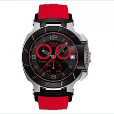 Ceas barbatesc Tissot T-Race Chronograph, Red Edition