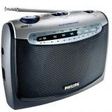 Radio portabil PHILIPS AE2160/00C, FM, AM, negru