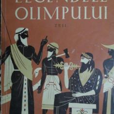Legendele Olimpului. Zeii - Carte Basme