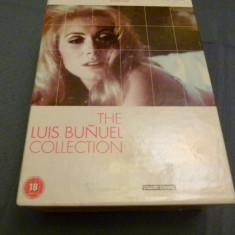 Luis Bunuel -  DVD box