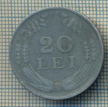 7665 MONEDA- ROMANIA - 20 LEI - anul 1942 -starea ce se vede foto