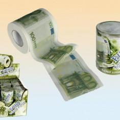 Hartie igienica 100 euro - Accesorii golf