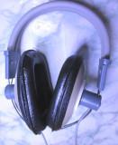 Casti audio germane vechi rare de colectie galena 400 ohmi  anii 70 noi la cutie, Casti Over Ear, Cu fir, Mufa 3,5mm