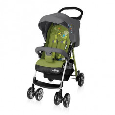 Baby design mini 04 green 2016 - carucior sport