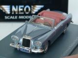 Macheta Bentley SIII MPW Convertible - NEO scara 1:87