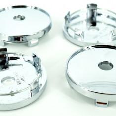 Set 4 buc. capace jante fara logo (60mm) - Capace janta
