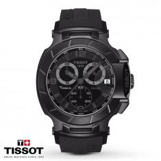 Ceas Tissot T-Race Chronograph Black Edition