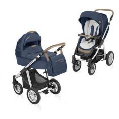 Baby design dotty denim 13 navy 2015 - carucior 2 in 1 - Carucior copii 2 in 1