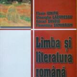LIMBA SI LITERATURA ROMANA PENTRU CLASA A XII-A - Ionita, Lazarescu, Savoiu