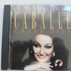 Monseratt Caballe - Casta Diva - Muzica Opera Altele, CD