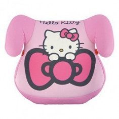 Scaun auto copil 15-36 kg Inaltator auto Hello Kitty