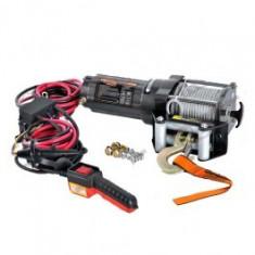 Troliu auto electric 12V 1590kg (3500lbs ) sufa 14m x 6mm