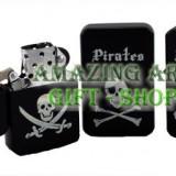 Bricheta benzina pirat