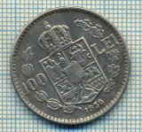 7641 MONEDA- ROMANIA - 100 LEI - anul 1936 -starea ce se vede