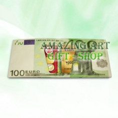 Portmoneu tip 100 euro - Accesorii golf