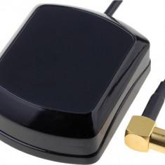 Antena GPS, interior, mufa SMB (tata) - Antena Auto