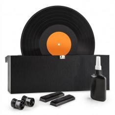 Auna Vinil Clean, curățare discurilor de vinil, set de ingrijire a discurilor de vinil - Pickup audio
