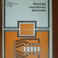 Manualul muncitorului electronist - Carti Electronica