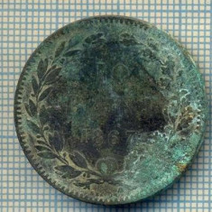 7639 MONEDA- ROMANIA - 10 BANI - anul 1867 HEATON -starea ce se vede