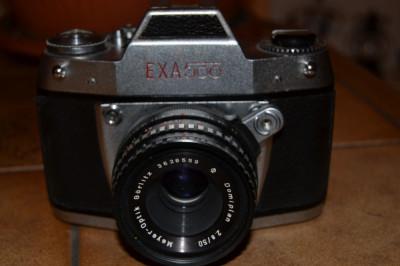 Aparat foto EXA 500 foto