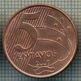 7829 MONEDA- BRAZILIA - 5 CENTAVOS - anul 2007 -starea ce se vede, Europa