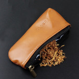 Portofel pentru tutun pipa - din piele ecologica - FIREDOG - Portofel Barbati