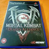 Joc Mortal Kombat Deadly Alliance, PS2, original, alte sute de jocuri!