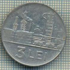 7692 MONEDA- ROMANIA - 3 LEI - anul 1966 -starea ce se vede