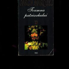 Toamna patriarhului - Gabriel Garcia Marquez - Roman, Rao, Anul publicarii: 1996