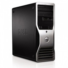 Workstation Dell T3400, Quad Q9550 4 x 2.83 Ghz 8GB RAM 1 GB video DvdRW L43, Intel Quad, 8 Gb, 1-1.9 TB