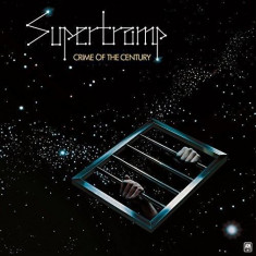 Supertramp Crime Of The Century 180g LP remastered (vinyl)