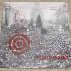 Disc vinyl single Pro Musica – Timisoara, Austria 1990, stare fb - Muzica Rock, VINIL