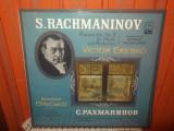 -Y- RACHMANINOV - CONCERT NR.2 PENTRU PIAN SI ORCHESTRA - VICTOR ERESKO, VINIL