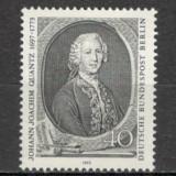 Berlin.1973 200 ani moarte J.J.Quantz-compozitor  CB.188, Nestampilat