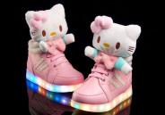 123123Adidasi Ghete H.Kitty LED. Disponibili in 2 culori. *** NEW COLLECTION ***