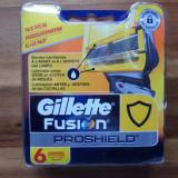 Rezerve de ras Gillette Fusion ProShield, 6 buc, proglide power nou 2016