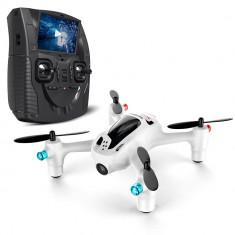 Aproape nou: Drona quadcopter PNI HUBSAN X4 Plus H107D+ camera 1080P