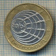 7730 MONEDA- MAREA BRITANIE - 2 POUNDS - anul 2001 -starea ce se vede, Europa
