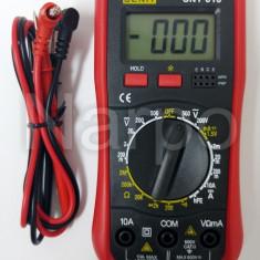 Aparat de masura digital SNT-818 Senit Multimetru - Multimetre