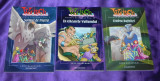 Witch Globul sfaramat vol 1-3 - Lene Kaaberbol (f0282