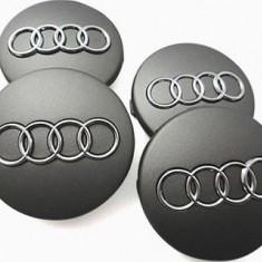 Set Capace Originale Jante aliaj Audi 60mm - Capace janta