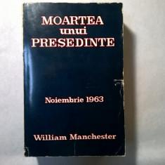 William Manchester – Moartea unui presedinte - Istorie
