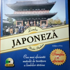 Manual Limba Japoneza Neculai Amalinei + CD polirom