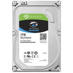 Aproape nou: Hard Disk intern Seagate SkyHawk HDD 1TB CCTV ST1000VX005