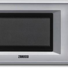 Cuptor cu microunde Zanussi ZFM20100SA, 20 l, 700 W, Argintiu (ZFM20100SA)
