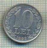 7700 MONEDA- ROMANIA - 10 LEI - anul 1992  -starea ce se vede