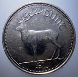 7.443 IRLANDA CERB 1 PUNT POUND 1998, Europa, Cupru-Nichel