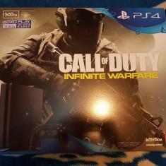 Sony PlayStation 4 - 500gb NOU SIGILAT + Call Of Duty