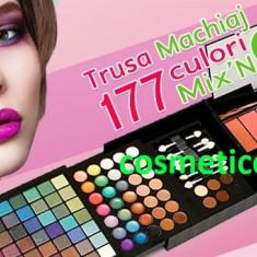 Trusa make-up PROFESIONALA /Trusa machiaj 177 culori -fard, blush, ruj, oglinda
